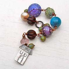 handmade bracelet handmade beaded bracelet house by songbead,
