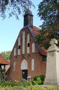 EuRoB | Europäische Route der Backsteingotik, Ummanz