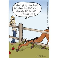 EquiMed Horse Health Matters Comic July 2013