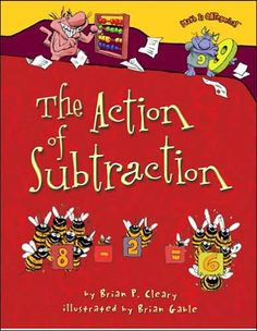Amazing rhyming book about subtraction! My students loved it!