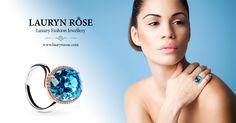 www.LaurynRose.com Ear Rings, Fashion Jewellery, Luxury Fashion, Pendants, Weddings, Bracelets, Jewelry, Charm Bracelets, Jewellery Making