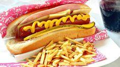 Hot Dog Cubano