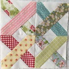 Block 71 of The Splendid Sampler Quilt