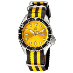Deep Blue Nato Diver 300 Watch