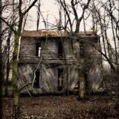 """Bell Witch House: The Legend of the Bell Witch is one of the best known verified hauntings in US history. Allegedly, President Andrew Jackson personally experienced the """"entity."""" After his horrifying encounter with """"Kate,"""" he said he would rather fight the entire British Army than fight the Bell Witch! (Adams, Tennessee)"""