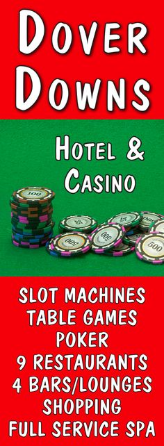 Dover downs slots and casino
