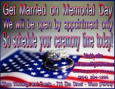 memorial day events waco texas