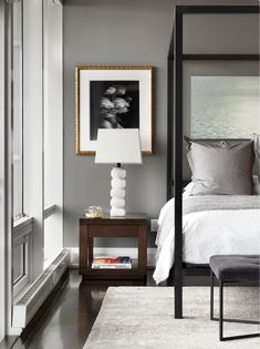 Learn how to create the perfect bedroom with these 4 principles
