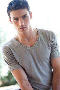 """Adam Gregory. """"Evan Mathews""""   He is a cute evan"""