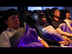 'Happiness blanket' monitors airline passengers' moods