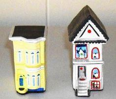 Vintage Miniature Cottage Collectibles hand by designfrills, $14.00
