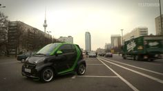 2015 Smart Brabus Electric Drive (Driving shots)