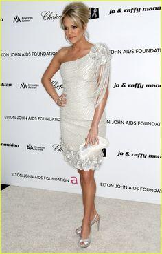 Carrie Underwood. Oscars 2009