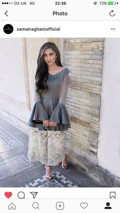 Step By Step Children S Clothing Pakistani Fashion Party Wear, Pakistani Dresses Casual, Pakistani Dress Design, Indian Dresses, Indian Outfits, Indian Fashion, Stylish Dresses, Casual Dresses, Fashion Dresses