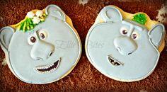 Frozen Troll Cookies (Ellie's Bites)