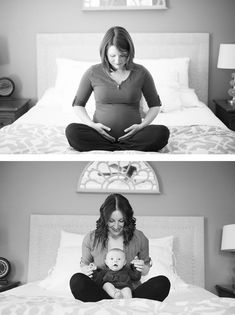 Pregnancy photo and baby photo - Babybauch Shooting - Pregnant Women Newborn Pictures, Maternity Pictures, Baby Pictures, Maternity Styles, Baby Bump Photos, Maternity Photography Poses, Family Photography, Photography Ideas, Pregnancy Photography