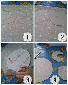 Caffettiere ornamentali rivestite in tessuto e cordino for Scatole rivestite in stoffa tutorial