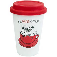 Buy Gemma Correll Ceramic Travel Mug Online at johnlewis.com