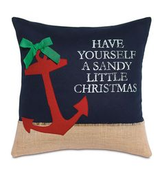 Sandy Little Christmas from Eastern Accents