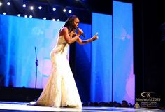 BREAKING NEWS! MISS WORLD GUYANA WINS THE 2015 MISS WORLD TALENT COMPETITION