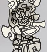 Jean Dubuffet. The Anachronism. April 5 - July 13, 1973
