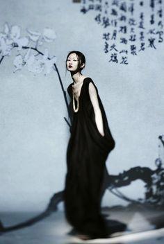 Photographer Xu Xi ...model Ji Lili <3
