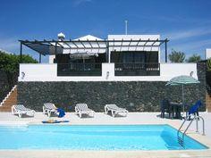 Villa Maldivas for rent in Lanzarote (www.villas-lanzarote.org)