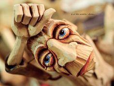 impatient puppet