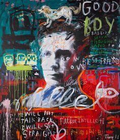 Troy Henriksen - Respectfully Yours - Man's Best Friend - Galerie W - Galerie d'art contemporain Paris