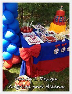 Snow White Princess Birthday Party Ideas | Photo 24 of 25