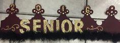 High school Senior crown