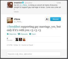 Breakbot and Irfane