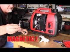 How To Make Your Honda Generator Work Better Magnetic Dipstick No Mes Honda Generator Inverter Generator Generator