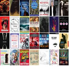 """Saturday, February 14, 2015: The Indianapolis Public Library has 21 new bestsellers, ten new videos, 23 new audiobooks, 126 new music CDs, 111 new children's books, and 374 other new books.   The new titles this week include """"I Love You, Honeybear,"""" """"The Hunger Games: Mockingjay - Part 1,"""" and """"Mono."""""""