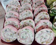 Swojskie jedzonko: Rolada z szynki -idealna przekąska na imprezę