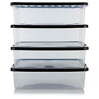 the 34 best plastic boxes for your home storage solutions images on