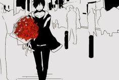 Durarara!! Orihara Izaya one of the best characters!!! *_*