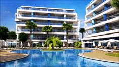 Property Apartments Flats For Sale in Alanya Turkey 61.000 Euro