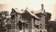 The Maurice W. Levy Mansion at 204 North Topeka in Wichita, KS was designed and built by William Henry Sternberg (1832 - 1906). Mr. Levy was originally from California and started working for the Wichita National Bank as a cashier. He became presiden How would you like to live here