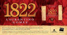 Livro 1822 – Laurentino Gomes