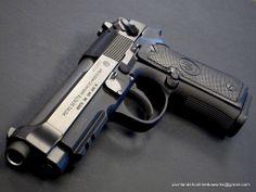 Beretta 92A1 9MM Italian steel