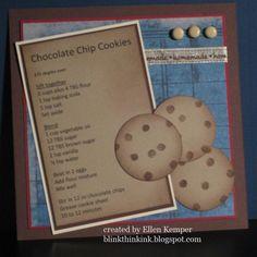 Blinkin', Thinkin', & Inkin': Recipe Card