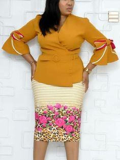 V-Neck Belt Three-Quarter Sleeve Floral Womens Sheath Dress online shopping mall, buying fashion dresses & rapid delivery. Sheath Dress, Bodycon Dress, Calf Sleeve, Floral Stripe, V Neck Dress, Fashion Dresses, Midi Dresses, Party Dresses, Dress Outfits