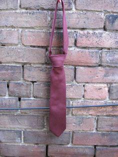 Burgundy Weave Tie by HighboyMenswear on Etsy