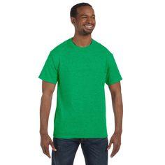 G500 Gildan Heavy Cotton™ 5.3 oz. T-Shirt - Antique Irish Green