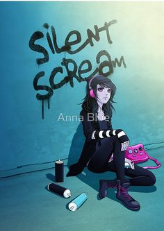 Zoe- Silent Scream | Spiralblock