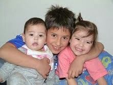 Mis amores.