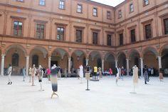 Carpi, Incoming fra moda e storia a Palazzo Pio. Guarda le foto - Modena - il Resto del Carlino