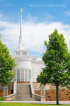 Billings Montana Temple Daytime | LDS Temple Prints