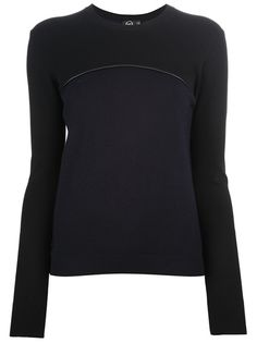 MCQ BY ALEXANDER MCQUEEN Bi-Colour Sweater